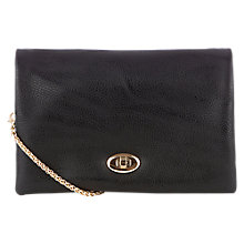 Buy Oasis Pia Cross Body Bag, Black Online at johnlewis.com