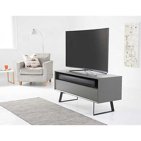 Buy Q Acoustics Media 4 (M4) Bluetooth NFC All-In-One Sound Bar, Black Online at johnlewis.com
