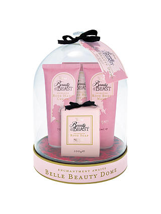 Buy Mad Beauty Belle Beauty And The Beast Dome Bath Gift Set Online at johnlewis.com