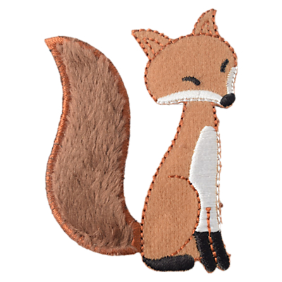 Image of Habico Iron On Fox Motif