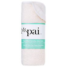 Buy Pai Dual Effect Sensitive Skin Cloth, Pack of 3 Online at johnlewis.com