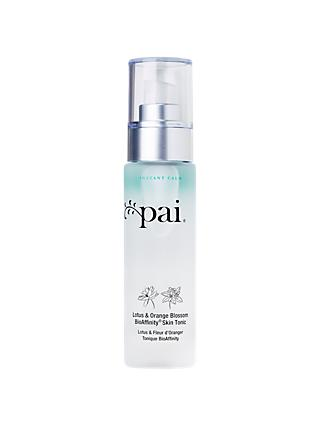 Pai Lotus & Orange Blossom BioAffinity Skin Tonic, 50ml