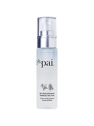 Pai Rice Plant & Rosemary BioAffinity Skin Tonic, 50ml