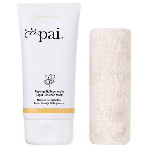 Buy Pai Rosehip BioRegenerate Rapid Radiance Mask, 75ml Online at johnlewis.com