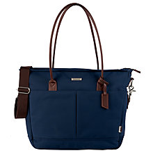 Buy Bababing Tilly Changing Bag, Navy Online at johnlewis.com