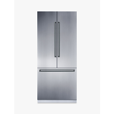 Siemens CI36BP01 Integrated Fridge Freezer, A+ Energy Rating, 91cm Wide, Stainless Steel