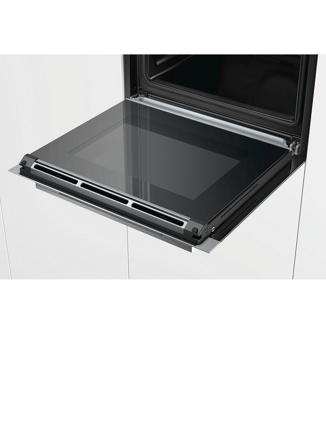 Buy Siemens HR676GBS6B Built-in Single Oven Online at johnlewis.com
