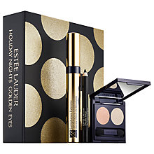 Buy Estée Lauder Holiday Nights, Golden Eyes Makeup Gift Set Online at johnlewis.com