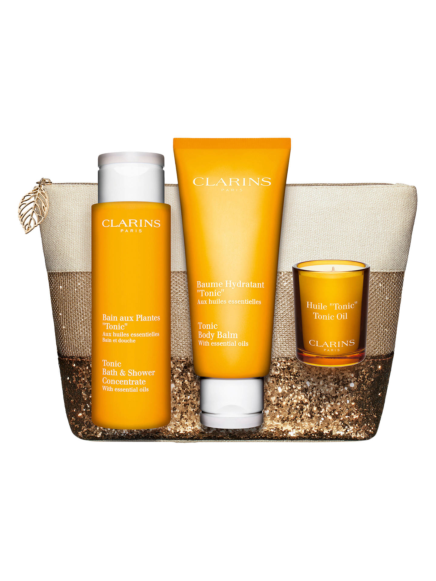Clarins Ultimate Pampering Bath Amp Body Gift Set At John