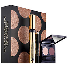 Buy Estée Lauder Party Chic, Shimmer Eyes Set Online at johnlewis.com