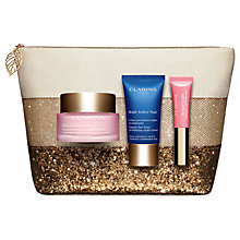 Buy Clarins Multi-Active Skincare Gift Set Online at johnlewis.com