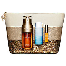 Buy Clarins Age Control and Radiance Skincare Gift Set Online at johnlewis.com