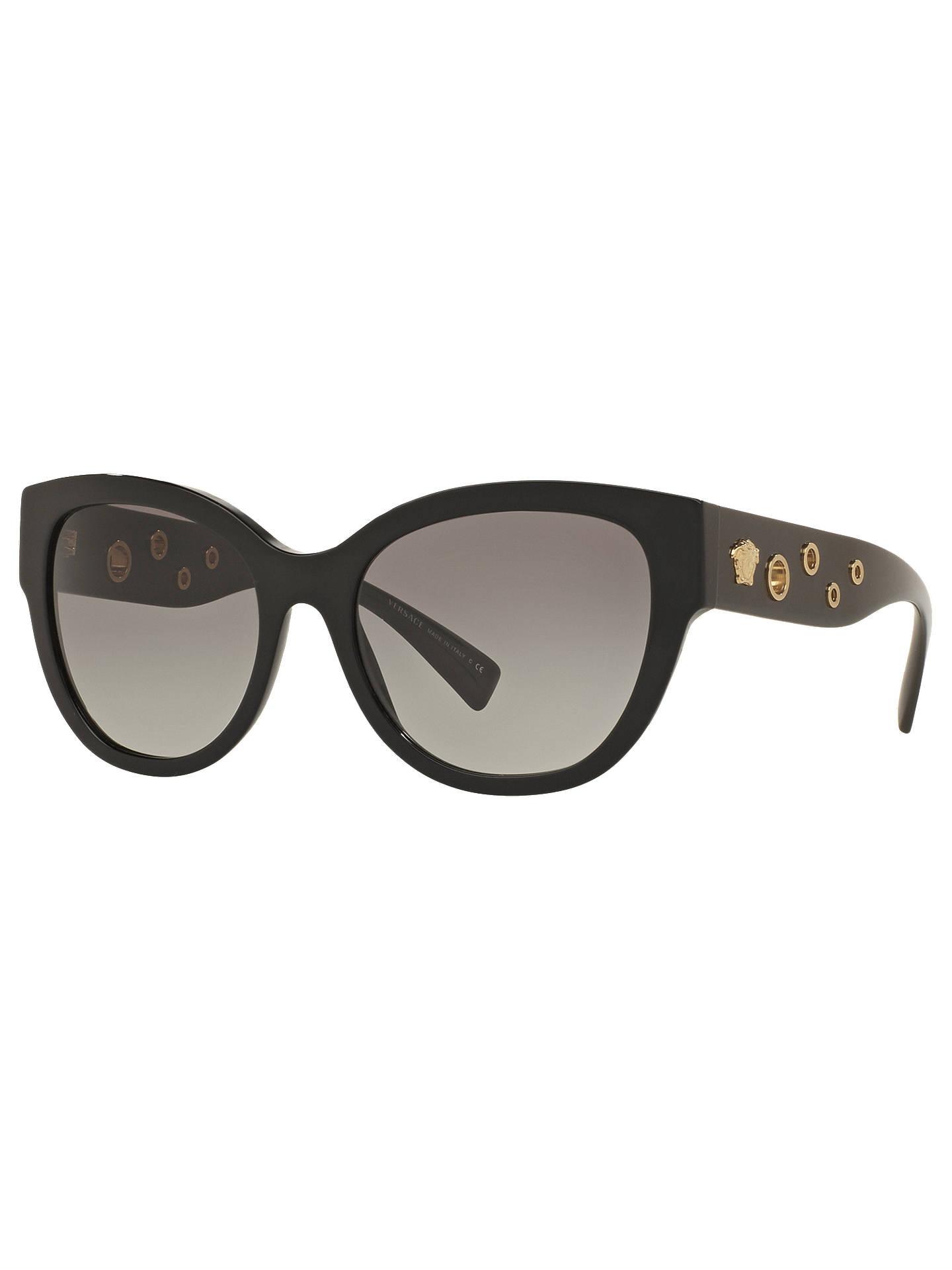 e46d826e0f44 Buy Versace VE4314 Embellished Cat s Eye Sunglasses