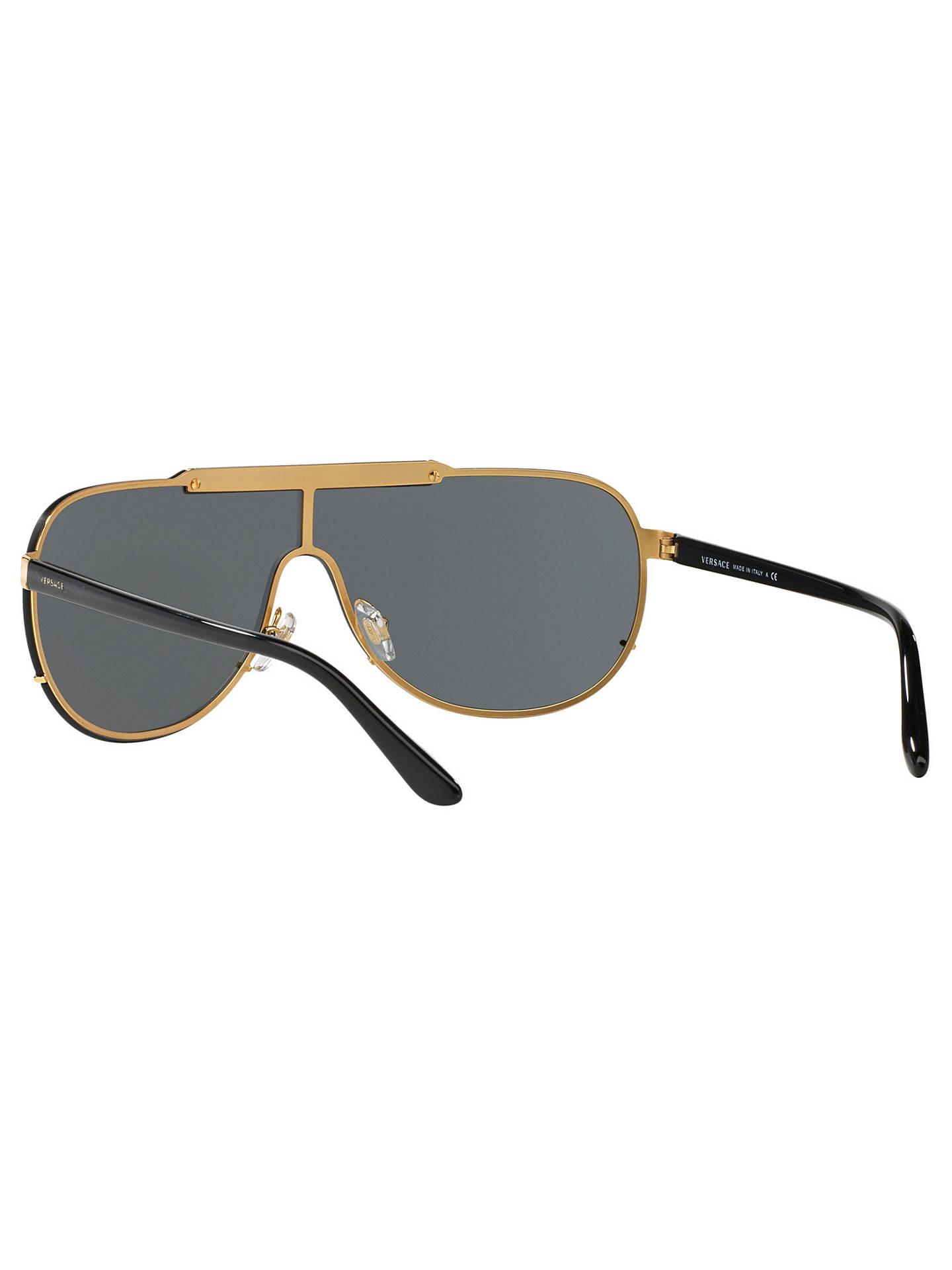 68dc7febce ... Buy Versace VE2140 Aviator Sunglasses
