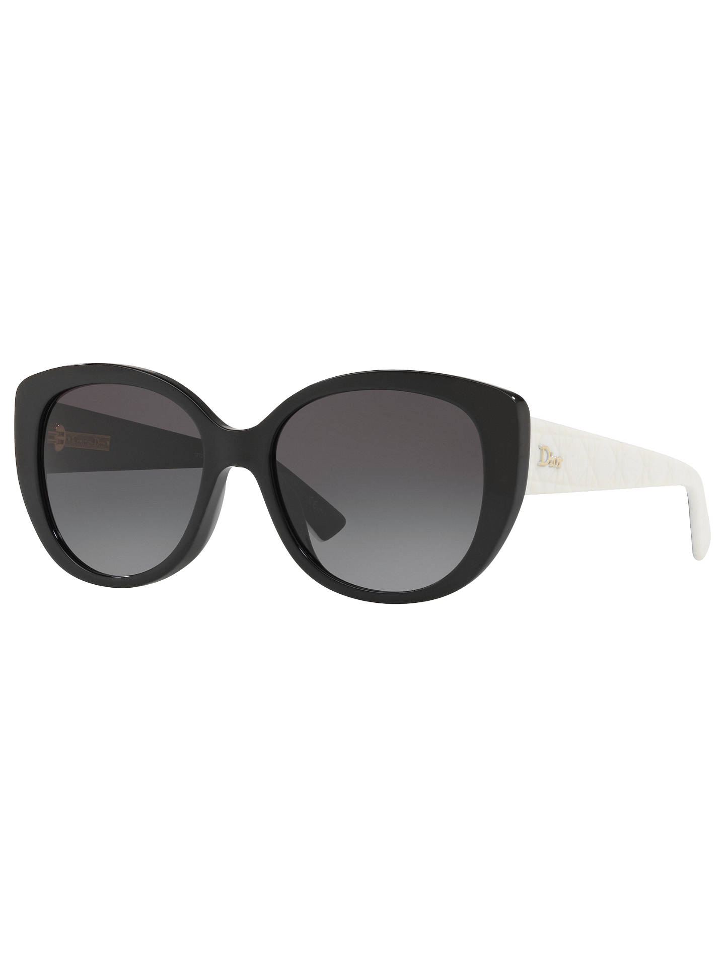 42a7987ef41b Christian Dior DiorLady Oval Sunglasses at John Lewis   Partners