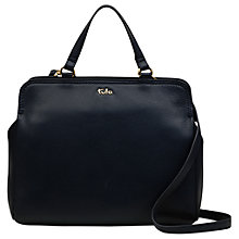 Buy Tula Nappa Originals Leather Medium Tote Bag Online at johnlewis.com