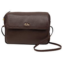 Buy Tula Originals Leather Small Cross Body Bag Online at johnlewis.com