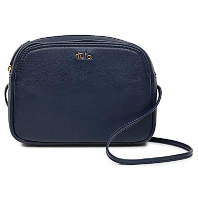 Tula Nappa Originals Small Zip Cross Body Bag