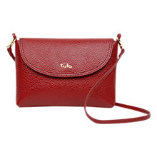 Buy Tula Party Small Leather Cross Body Flap Bag Online at johnlewis.com