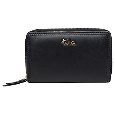 Tula Nappa Originals Leather Medium Zip Around Purse