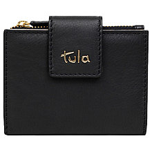 Buy Tula Originals Leather Small Zip Top  Purse Online at johnlewis.com