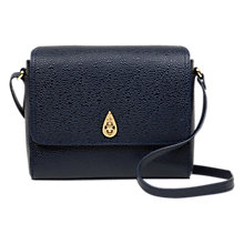 Buy Tula Originals Leather Small Flap Over Across Body Bag Online at johnlewis.com