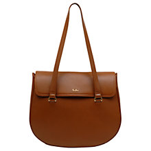 Buy Tula Originals Leather Medium Flapover Tote Bag Online at johnlewis.com