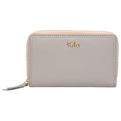Tula Nappa Originals Leather Medium Zip Around Purse