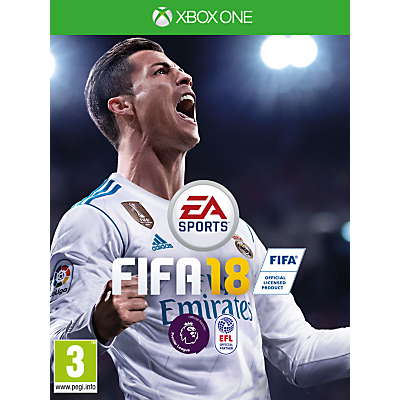 Image of FIFA 18, Xbox One