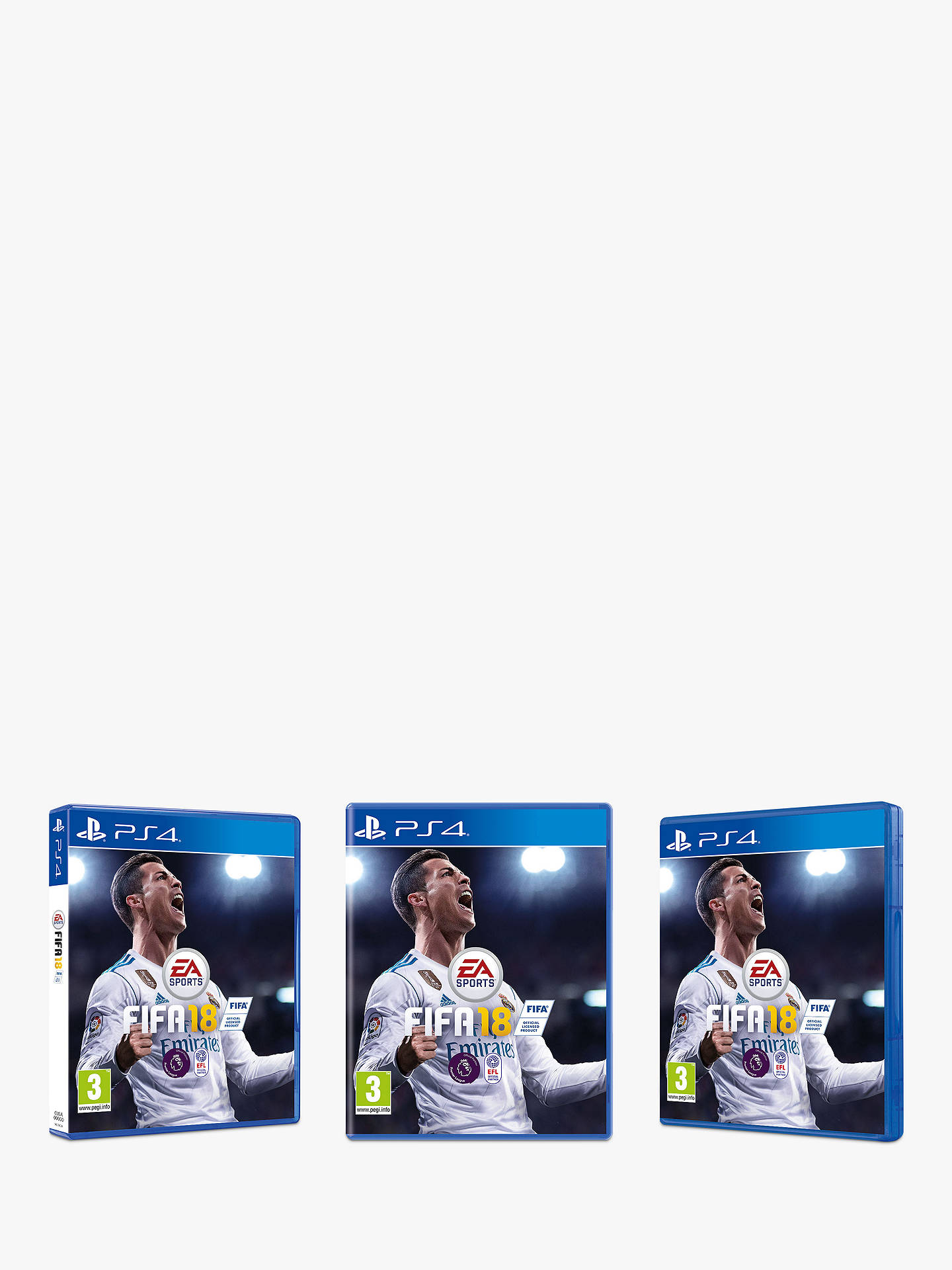 BuyFIFA 18, PS4 Online at johnlewis.com