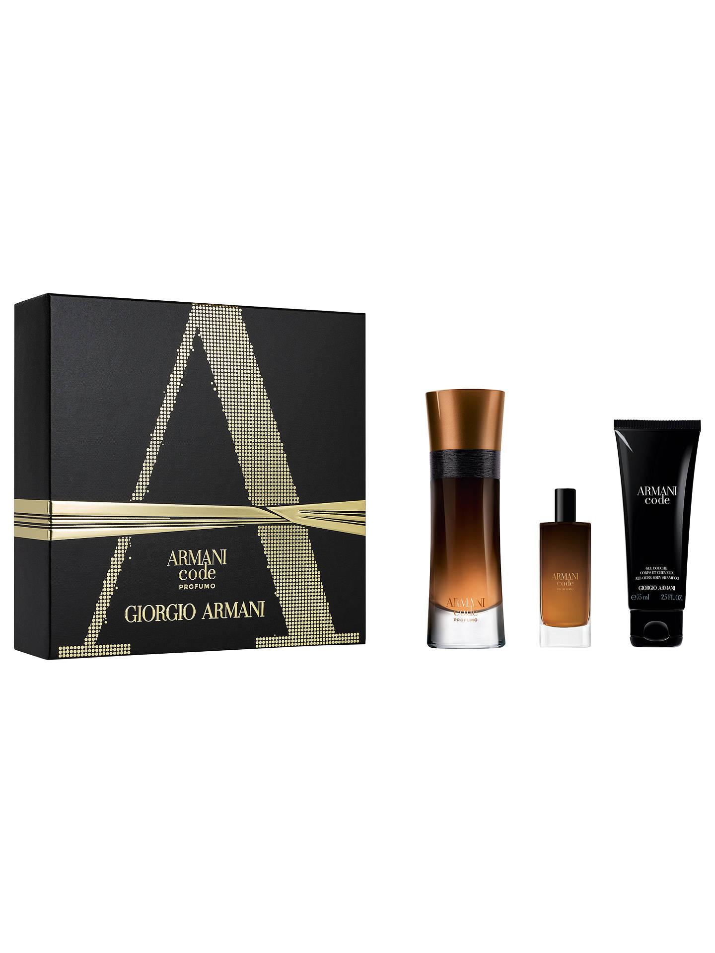 Giorgio Armani Amarni Code Profumo 60ml Eau De Parfum Fragrance Gift