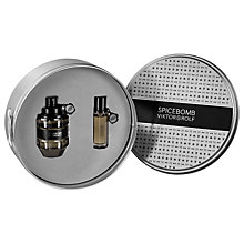 Buy Viktor & Rolf Spicebomb 90ml Eau de Toilette Fragrance Gift Set Online at johnlewis.com