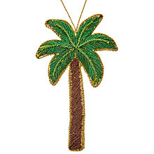 Buy John Lewis Tales of the Maharaja Embellished Palm Tree Decoration Online at johnlewis.com