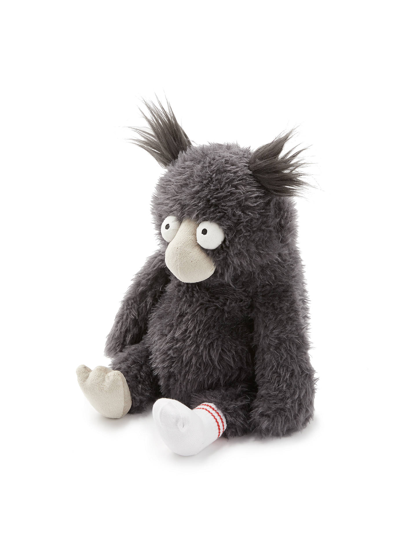 BuyJohn Lewis Moz The Monster Plush Toy Online at johnlewis.com