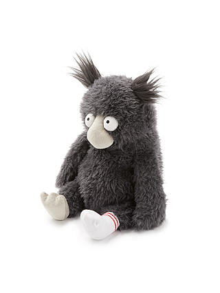 Buy John Lewis Moz The Monster Plush Toy Online at johnlewis.com