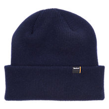 Buy Barbour Land Rover Defender Beanie Hat, One Size, Navy Online at johnlewis.com