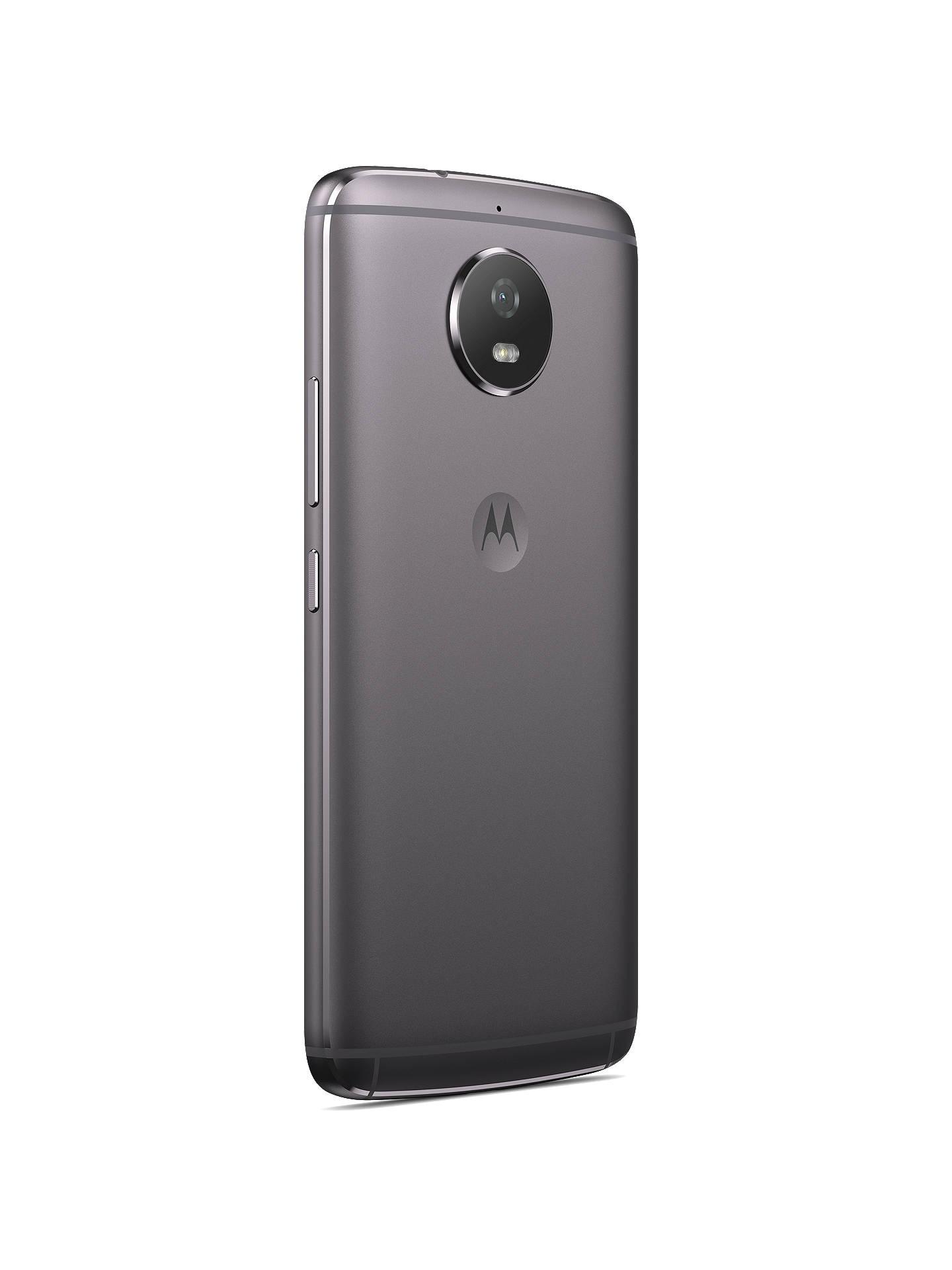 Motorola g5s Smartphone, Android, 5 2