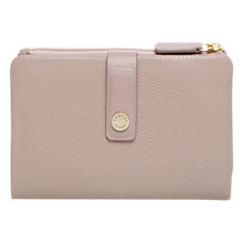 Buy Radley Larks Wood Leather Medium Matinee Purse Online at johnlewis.com