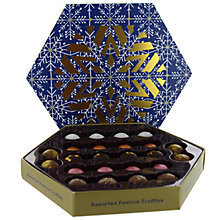 Buy Artisan du Chocolat Assorted Truffles Box, 250g Online at johnlewis.com