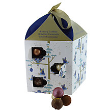 Buy Artisan du Chocolat Advent Calendar, 250g Online at johnlewis.com