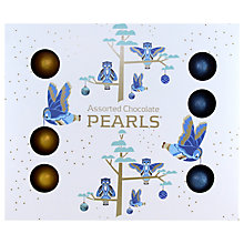 Buy Artisan du Chocolat Assorted Chocolate Pearls Box, 100g Online at johnlewis.com