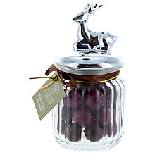 Buy Artisan du Chocolat Milk Chocolate Reindeer Noses Jar, 116g Online at johnlewis.com