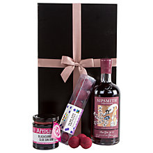 Buy John Lewis Sloe Gin Gift Box Online at johnlewis.com