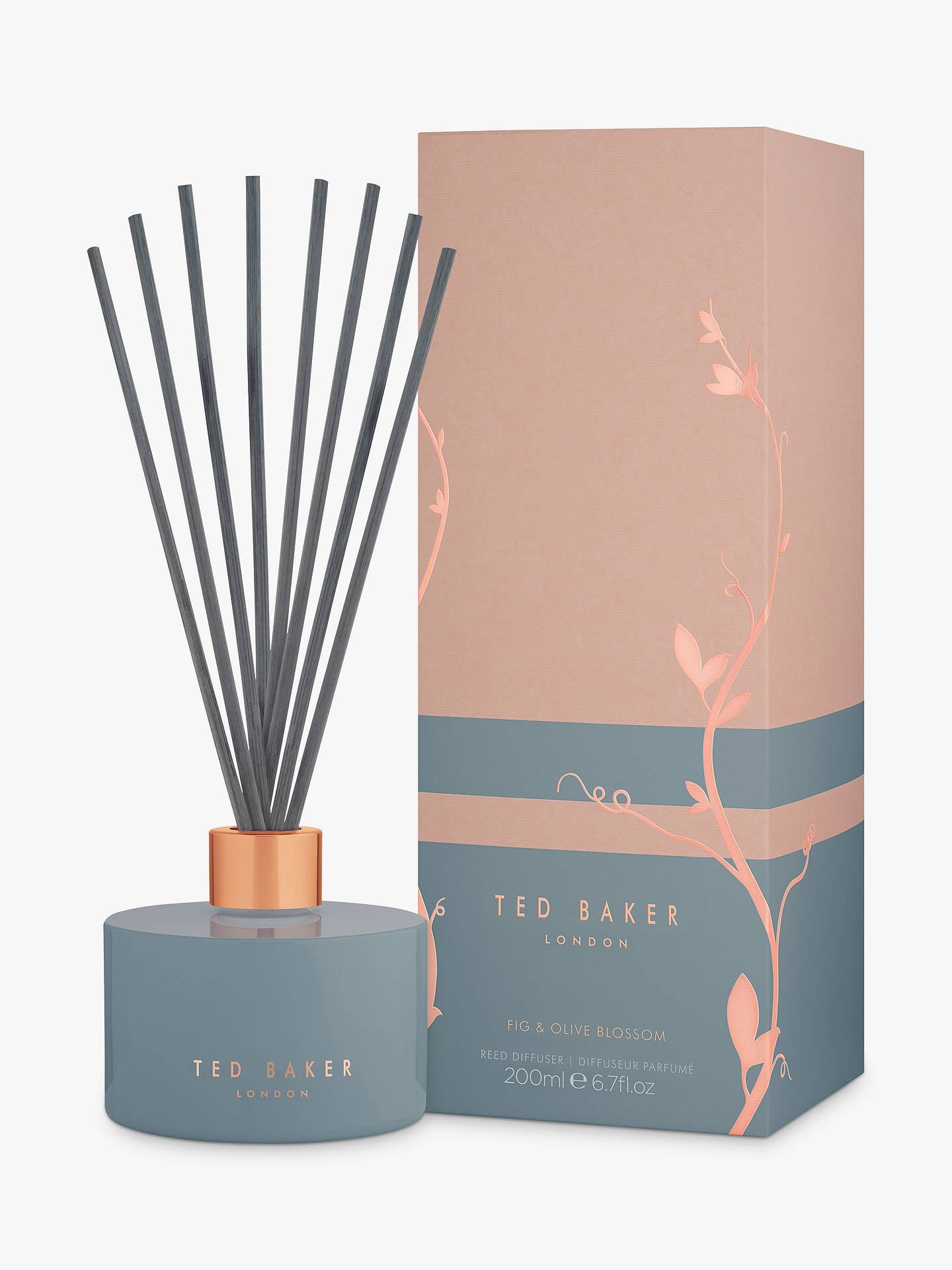 BuyTed Baker Diffuser Fig & Olive Blosom Diffuser, 200ml Online at johnlewis.com