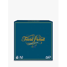 Buy Hasbro Trivial Pursuit Classic Edition Online at johnlewis.com