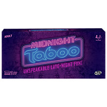 Buy Hasbro Midnight Taboo Game Online at johnlewis.com