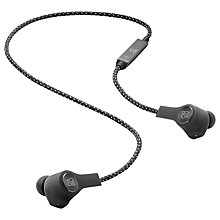 Buy B&O PLAY by Bang & Olufsen Beoplay H5 Wireless In-Ear Headphones with Ear Fins Online at johnlewis.com