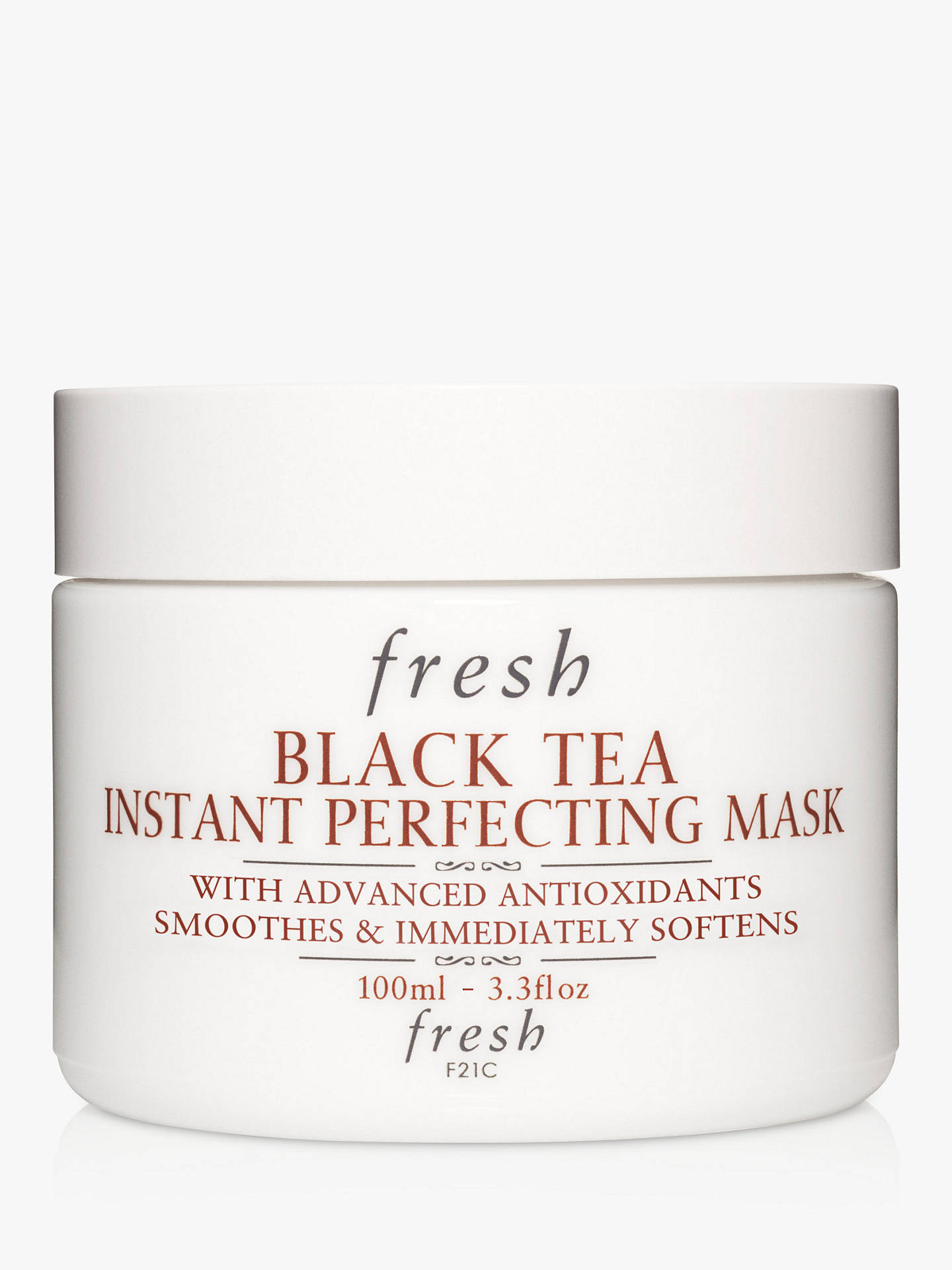Buy Fresh Black Tea Instant Perfecting Mask, 100ml Online at johnlewis.com
