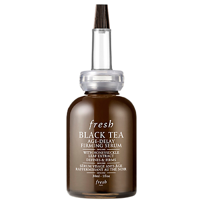 Image of Fresh Black Tea Age-Delay Firming Serum, 30ml