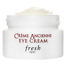 Buy Fresh Crème Ancienne Eye Cream, 15ml Online at johnlewis.com